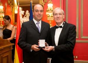 Medalla de Oro Dr. Villafañe