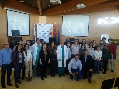 Foto de grupo de todos los participantes del curso.