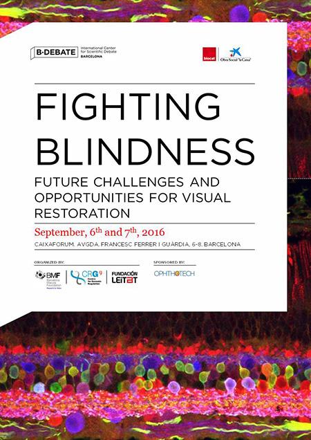 B-Debate sobre ceguera