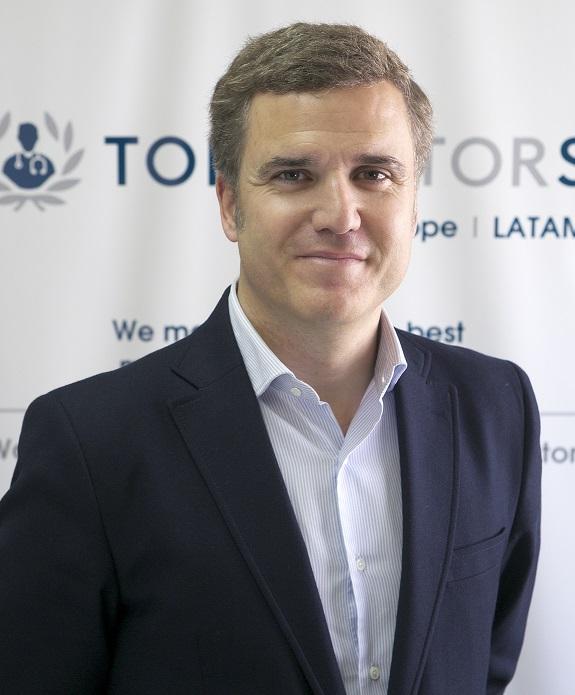 Nuevo CCO de Top Doctors Europa, Pablo de Porcioles