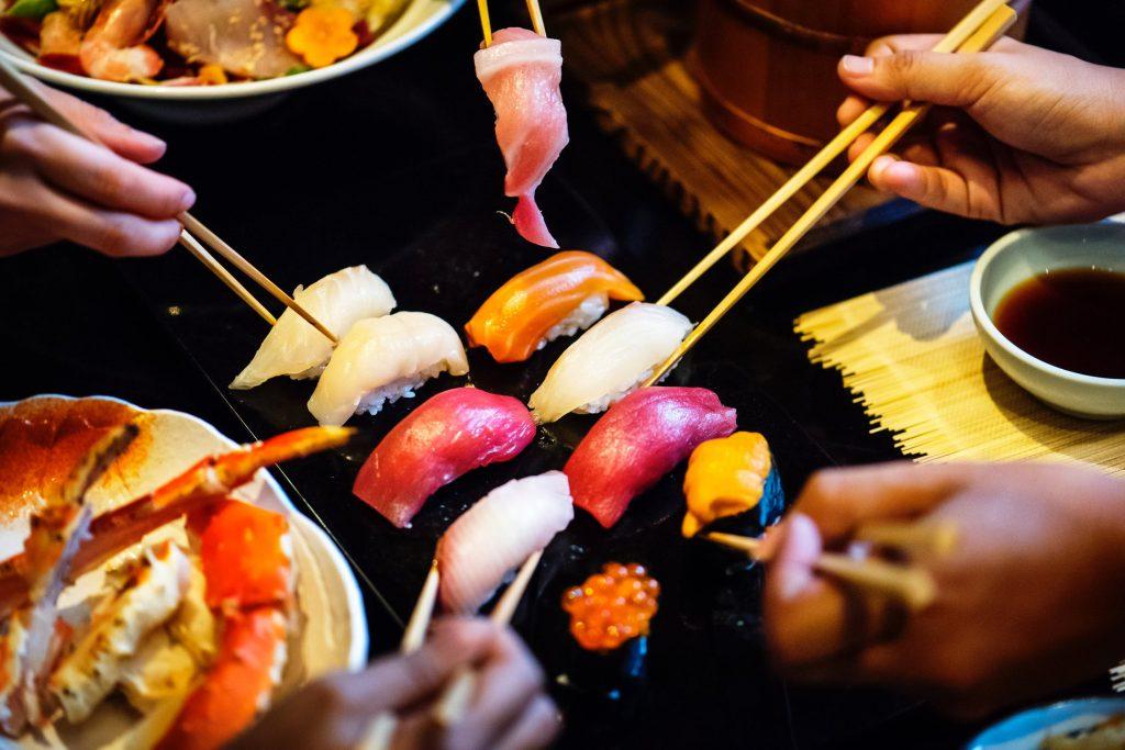 Dia del sushi - Top Doctors
