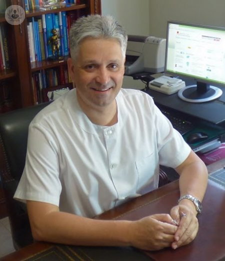 Dr. Jose Luis Trujillo Carrillo