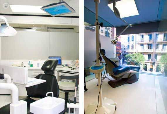 Cl nica dental centro odontol gico dres mirav en barcelona - Clinica dental caser ...