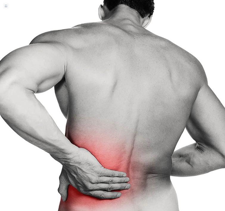 Dolor de espalda   neurocirujano - Donostia