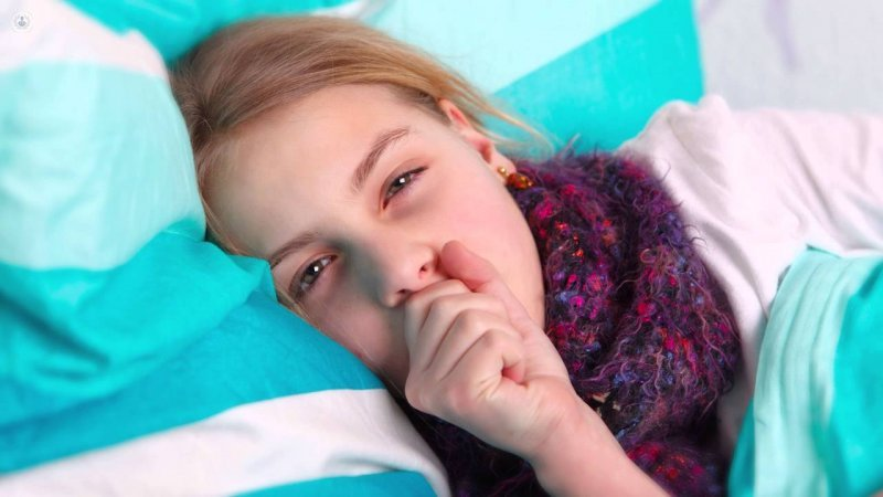 pediatrician bronchitis in children