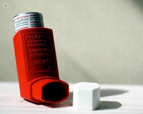 asthma attack treatment