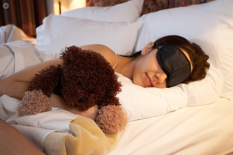 Apnea de sueño