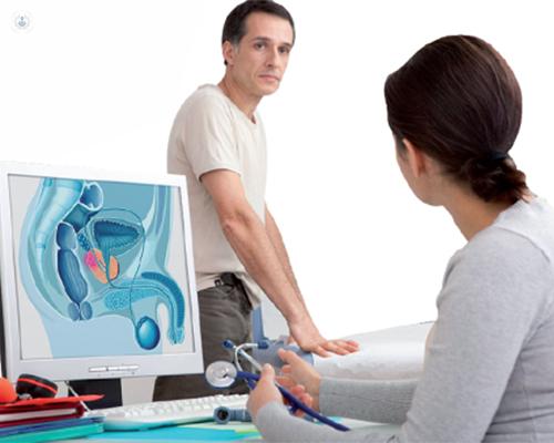 cirugía de próstata con láser holmione