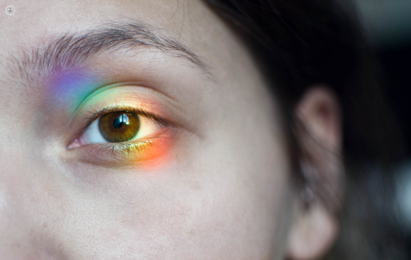 tratamiento queratitis ocular
