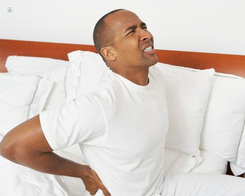 perdida de fuerza en las piernas por hernia discal