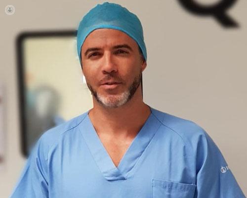 incontinencia después de una cirugía de extracción de próstata