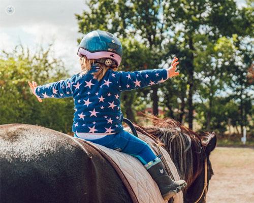 Los caballos sirven como elemento motivacional en cualquier terapia - Top Doctors